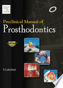 Preclinical Manual of Prosthodontics