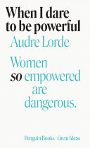 Book When I Dare to Be Powerful