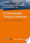 18. Internationales Stuttgarter Symposium