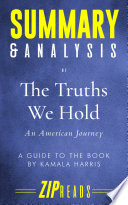 Book Summary   Analysis of The Truths We Hold