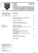 The Parliamentarian Book PDF