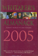 Whitaker s Almanack