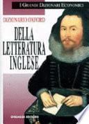 Dizionario Oxford della letteratura inglese