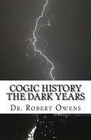 Cogic History the Dark Years