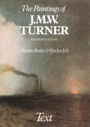The Paintings of J  M  W  Turner  Plates
