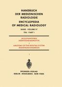 Skeletanatomie (Röntgendiagnostik) Teil 1 / Anatomy of the Skeletal System (Roentgen Diagnosis)