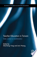 Teacher Education in Taiwan
