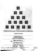 Tutorial  Distributed Processor Communication Architecture Book PDF