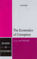 The Economics Of Corruption