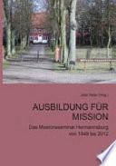Ausbildung für Mission