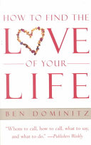 How to Find the Love of Your Life Book PDF