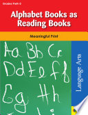 Alphabet Books as Reading Books Environmental Print And Early Literacy Experiences This