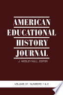 American Educational History