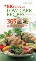 Big Book of Low Carb Recipes