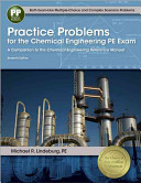 Practice Problems for the Chemical Engineering PE Exam