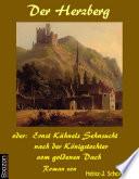 Der Herzberg oder  Ernst K  hnels Sehnsucht nach der K  nigstochter vom Goldenen Dach