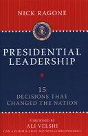 Presidential Leadership