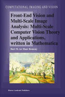 download ebook front-end vision and multi-scale image analysis pdf epub