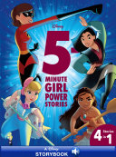 5-Minute Girl Power Stories Book