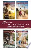 Harlequin Love Inspired Historical June 2016 Box Set