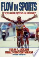 illustration du livre Flow in Sports