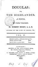 Douglas  or  The Highlander