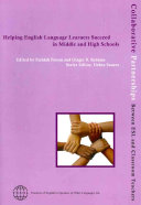 Helping English Language Learners Succeed in Middle and High Schools