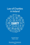 Law Of Charities In Ireland : how all charities in ireland can ensure that...
