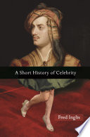 A Short History Of Celebrity book
