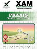 Praxis Spanish 10191  30194