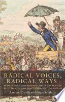 download ebook radical voices, radical ways pdf epub