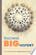Teaching Big History book