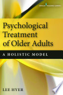 Psychological Treatment of Older Adults