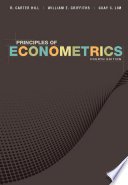 Principles of Econometrics, 4th Edition