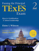 Passing the Principal TExES Exam