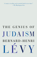 The Genius of Judaism And Provocative Look At The