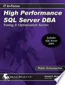 High Performance Sql Server Dba
