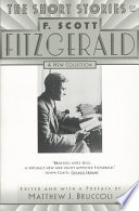 The Short Stories Of F. Scott Fitzgerald : information on each piece...