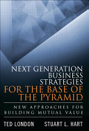 download ebook next generation business strategies for the base of the pyramid pdf epub