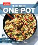 The Complete One Pot Book