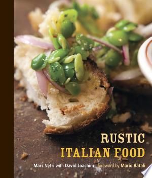Rustic Italian Food - ISBN:9781607740797