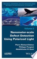 Nanometer Scale Defect Detection Using Polarized Light book