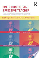 On Becoming an Effective Teacher Teach For America Which Highlight The