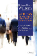 illustration Stress, Dépression et Troubles du comportement