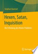 Hexen, Satan, Inquisition