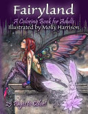 Fairyland   a Coloring Book for Adults