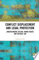 Conflict Displacement and Legal Protection Book PDF