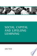 Social Capital and Lifelong Learning