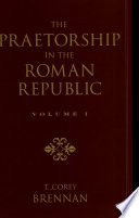 The Praetorship in the Roman Republic