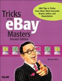 download ebook tricks of the ebay masters pdf epub